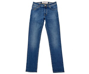 JACOB COHEN - J688 COMF 01974 W1 WASHING JEANS