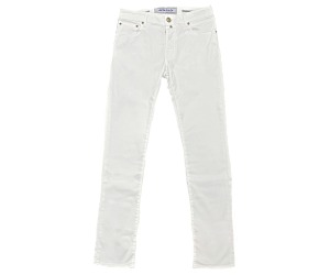 JACOB COHEN - J688 COMF 02323 WHITE JEANS