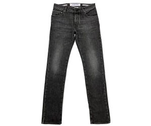 JACOB COHEN - J688 COMF 01865 DARK GRAY JEANS